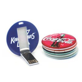 Cartão de visita USB 756