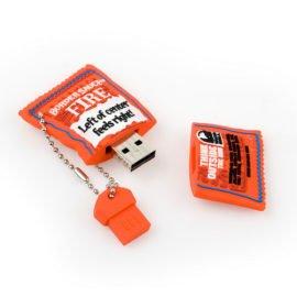 Fábrica de unidades USB personalizadas