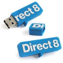 Chave USB personalizada