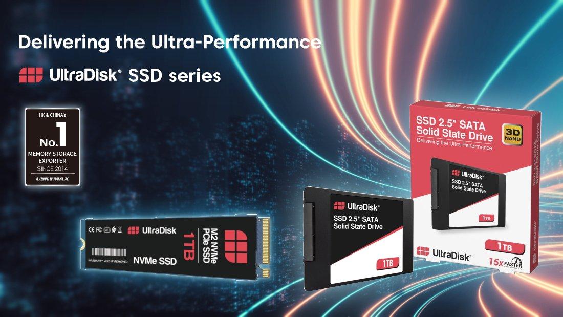 SSD Manufacturer Uskymax