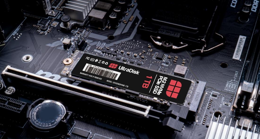 SSD NVMe Manufacturer Uskymax